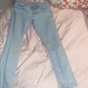 Children's place super skinny girl jeans
